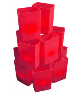 Red Relay Luminaries